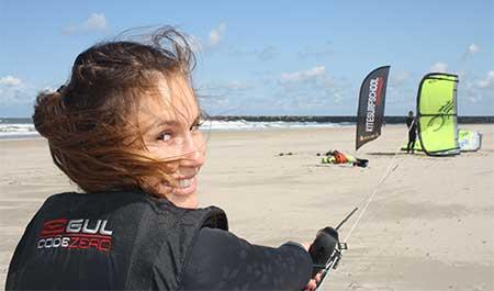 kitesurflessen scheveningen