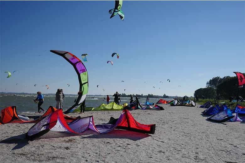 kitesurfles grevelingen