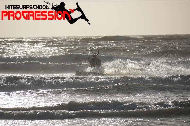 kitesurfles katwijk aan zee