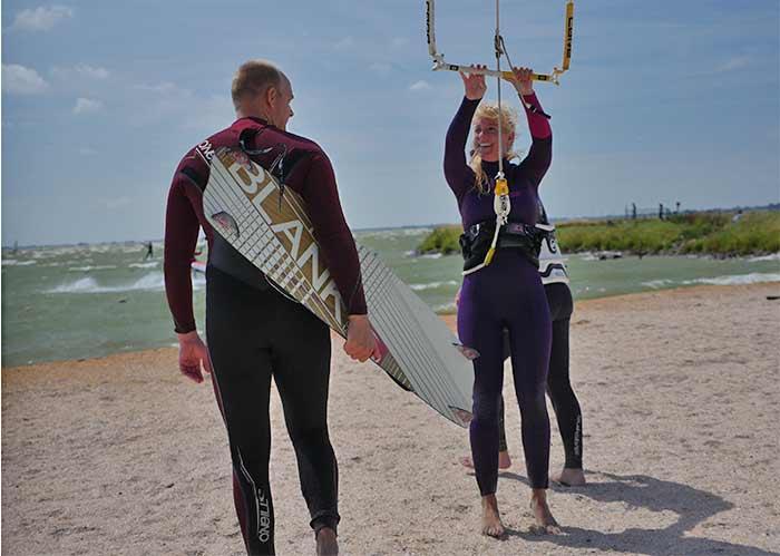kitesurfles amsterdam schellinkhout