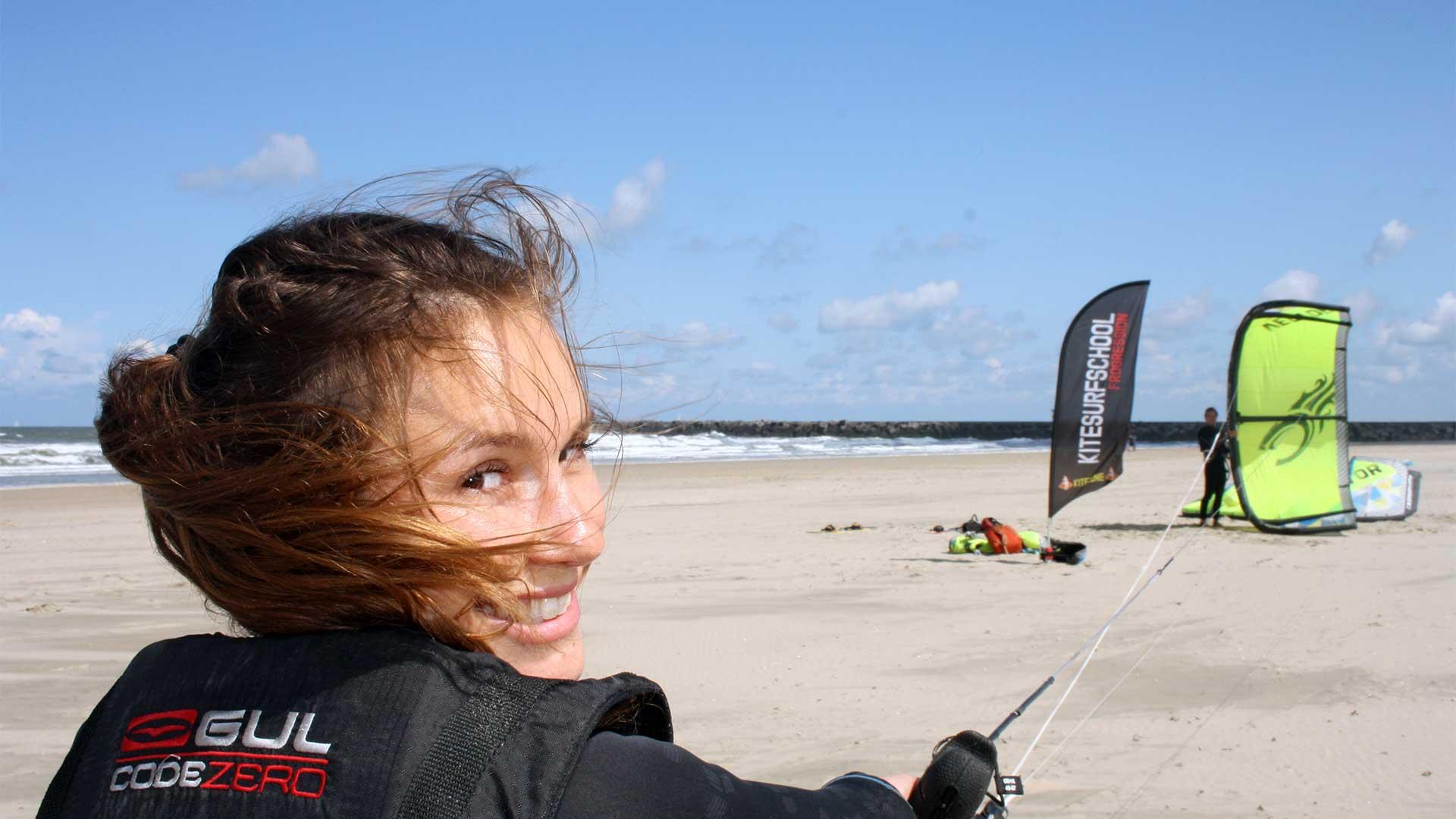 cursus kitesurfen